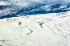 Barents hav Arkivbild