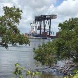 Barg вне парка штата Стоковое Изображение