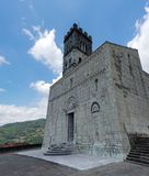 Barga Duomo Stock Images
