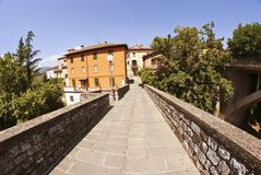 Barga, Italy Stock Photos