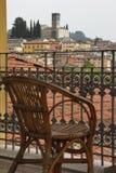 Barga Luca Toscanië Italië Royalty-vrije Stock Foto's