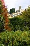 Barga Lucca Toskana Italien stockbild