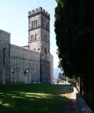 Barga lucca tuscany italy Royalty Free Stock Photography