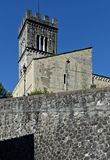 Barga lucca tuscany italy s. cristopher curch Royalty Free Stock Photo