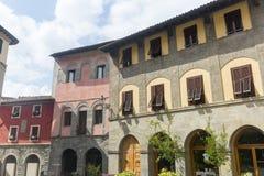 Barga (Tuscany, Italy) Royalty Free Stock Photography