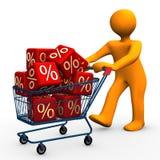 Bargain Stock Image