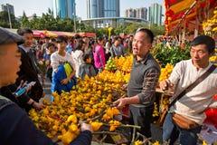 Bargain in flower fair 4