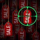 Bargain Hunter Royalty Free Stock Photos