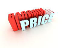 Bargain Price Royalty Free Stock Photo