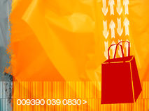 Bargain Sale. Illustrative concept for consumerism. shopping, sale, discount, etc Stock Images