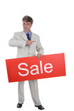 Bargainsale Royalty Free Stock Photo