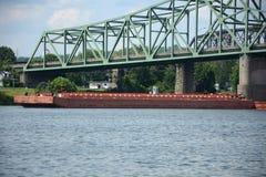 Free Barge Royalty Free Stock Photo - 54651935