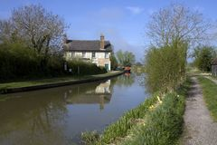The Barge Inn Stock Photography