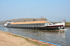 Barge Royalty Free Stock Photography