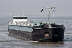 Barge ship Stock Photo