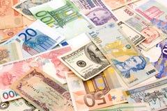Bargeld Lizenzfreies Stockfoto