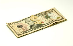 Bargeld lizenzfreie stockfotos