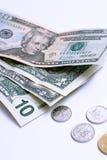 Bargeld lizenzfreie stockbilder