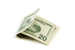 Bargeld-Geld Stockbild