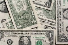 Bargeld-Hintergrund Lizenzfreies Stockbild