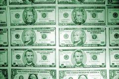 Bargeldhintergrund Lizenzfreies Stockfoto