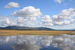 Barguzin river Stock Photography