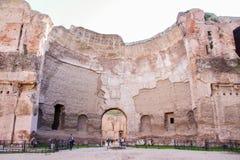 Barhs Caracalla Стоковое Фото