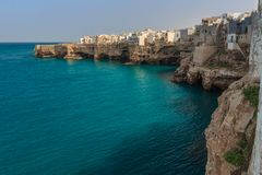Bari, Apulia, Włochy Fotografia Stock