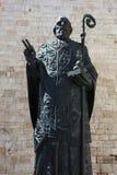 Bari, Basilika San Nicola obraz stock