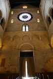 Bari Cathedral, Apulia, Italy Stock Image