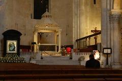 Bari Cathedral, Apulia, Italy Royalty Free Stock Image