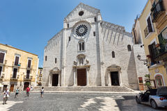 Bari Cathedral de saint Sabinus Photographie stock
