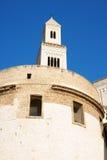 Bari Cathedral en Italia Fotografía de archivo libre de regalías