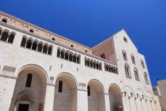 Bari Church Royalty Free Stock Photo