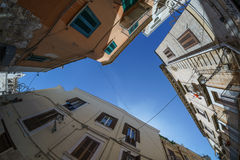 Bari houses Stock Images