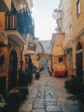 Bari, Itali? royalty-vrije stock afbeeldingen