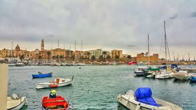 Bari, Italien Stockbild