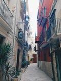 Bari, Italien stockfotografie