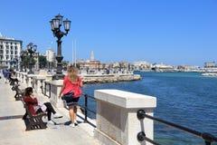 Bari, Italy Royalty Free Stock Image