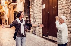 Bari, Italy Royalty Free Stock Photography