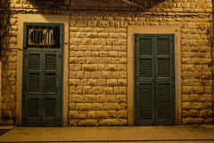 Bari, Italy. On the streets of Bari in Puglia, Italy Stock Photos