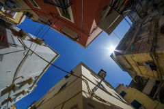 Bari, Italy. On the streets of Bari in Puglia, Italy stock photography