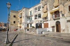Bari Old Town, Italia fotos de archivo libres de regalías
