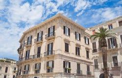 Bari Oldtown. Apulia. lizenzfreie stockfotos