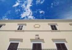 Bari Oldtown. Apulia. Royalty Free Stock Image