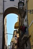 Bari, stary miasteczko Obraz Stock
