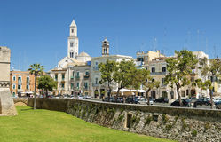 Bari. View of the old town Stock Photos
