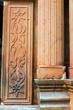 Barichara Cathedral Details Royalty Free Stock Images