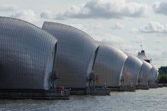 bariera Thames Fotografia Stock