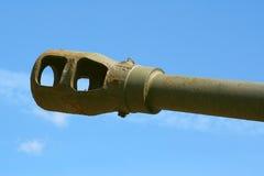 Baril d'artillerie Photos libres de droits